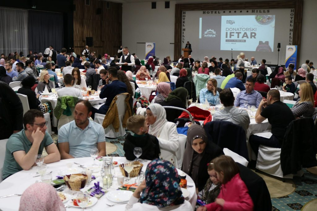 donatorski iftar
